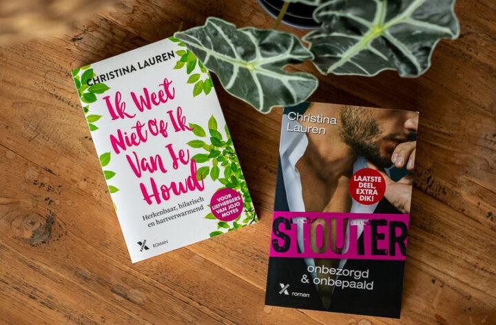 Boeken Christina Lauren - Nederlandse vertaling